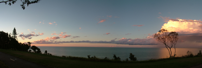 Hervey Bay Sunset